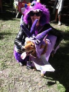 Canine wizardry at Wag-o-ween 2014