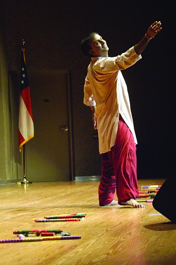 Dancers performing 3