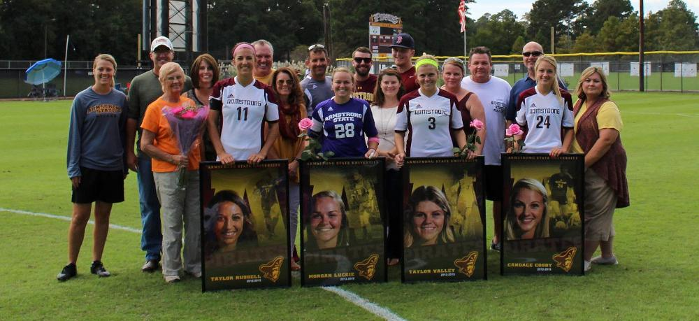 senior day soccer