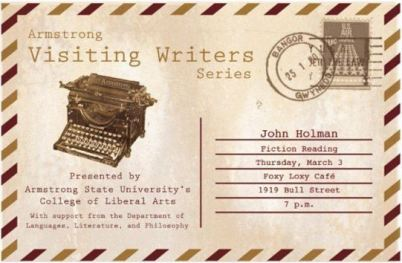 visiting writers series