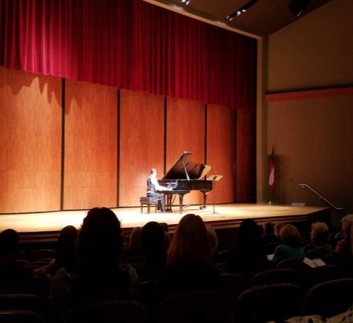 """Latest """"Piano in the Arts"""" Event Highlights Classical Music"""