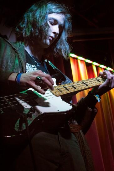 Carson Dover performing at Savannah Stopover. Photo by Laura Weyman.