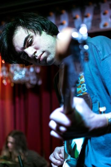 Lakin Crawford performing at Savannah Stopover. Photo by Laura Weyman.