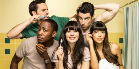 "Promotional photo for the latest season of ""New Girl."" Photo by CinemaBlend."
