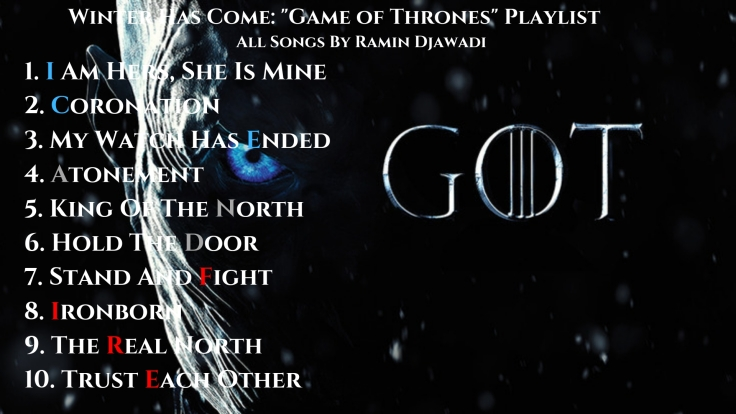 Winter Has Come_ Game of Thrones Playlist