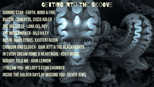 Getting Into The Groove