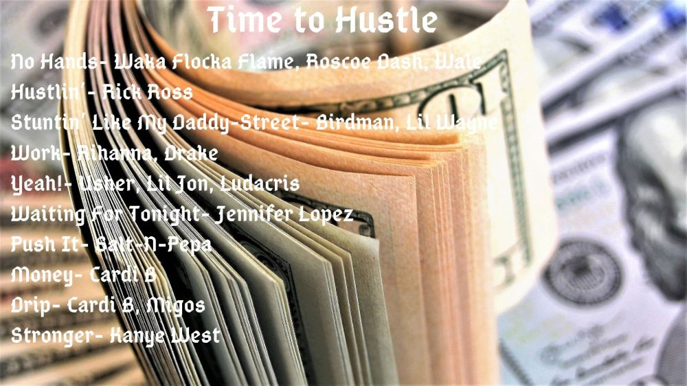 Time to Hustle